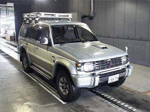 Mitsubishi Pajero V46W 1993 год