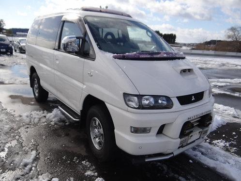 Mitsubishi Delica PE8W 1999 год