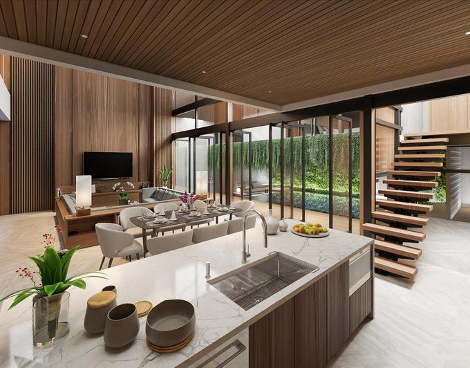 MF House / iForm Architects