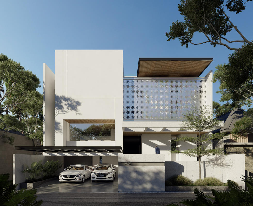 JF HOUSE - MAX Archtiect