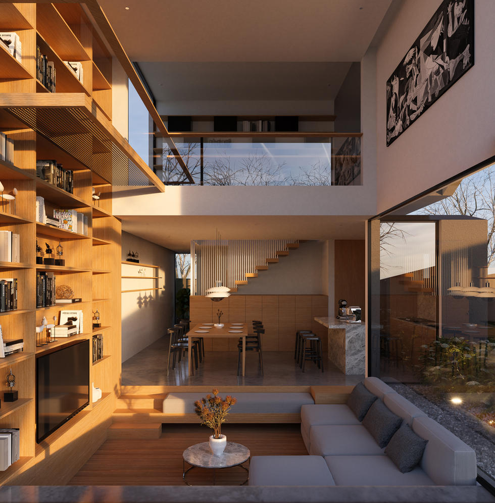 Private House / Reszki H. Pratama