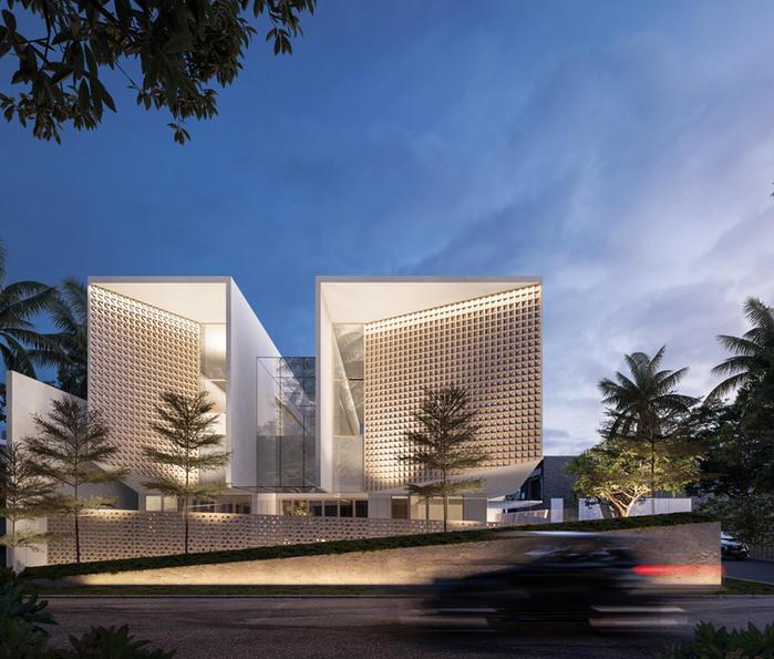 Amelia House /Bentara Indonesia Arsitek