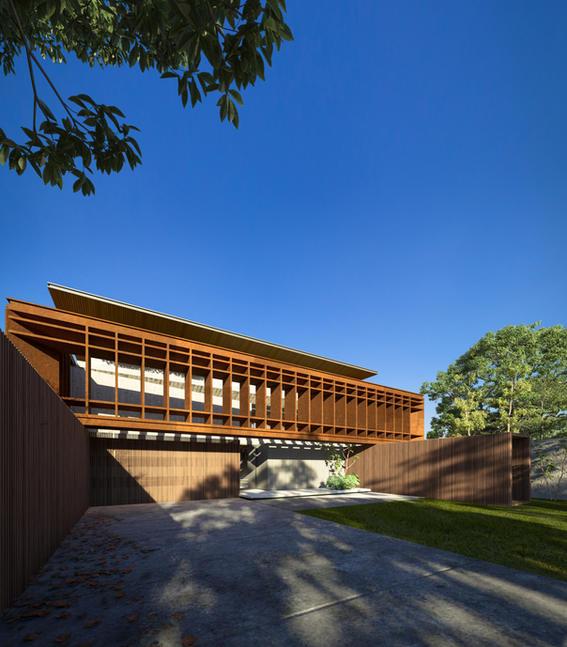 LB House / Kantorgg-BGNR-Indonesia