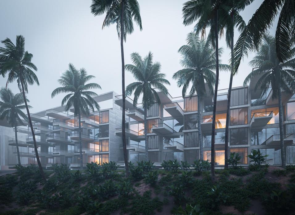 Varivana Resort Koh Phangan / Patchara + Ornnicha Architecture