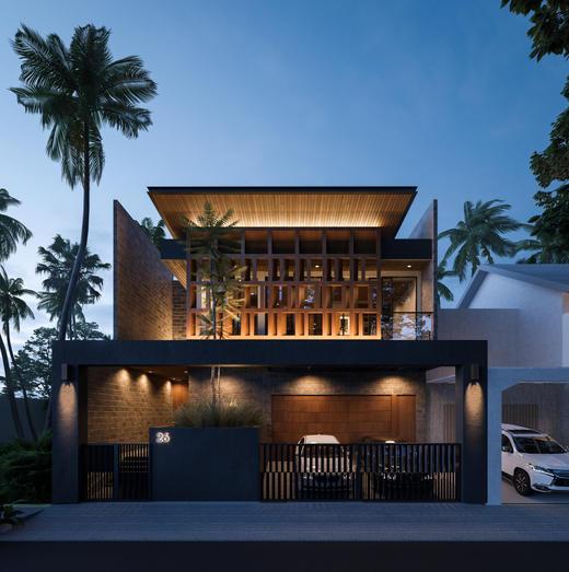 AA House / MVMNT Architect