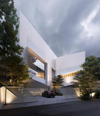 Fitriani House / Bentara Indonesia Arsitek
