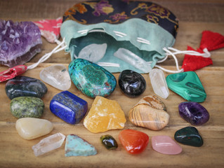 Crystals For Pregnancy, Birth and Postpartum