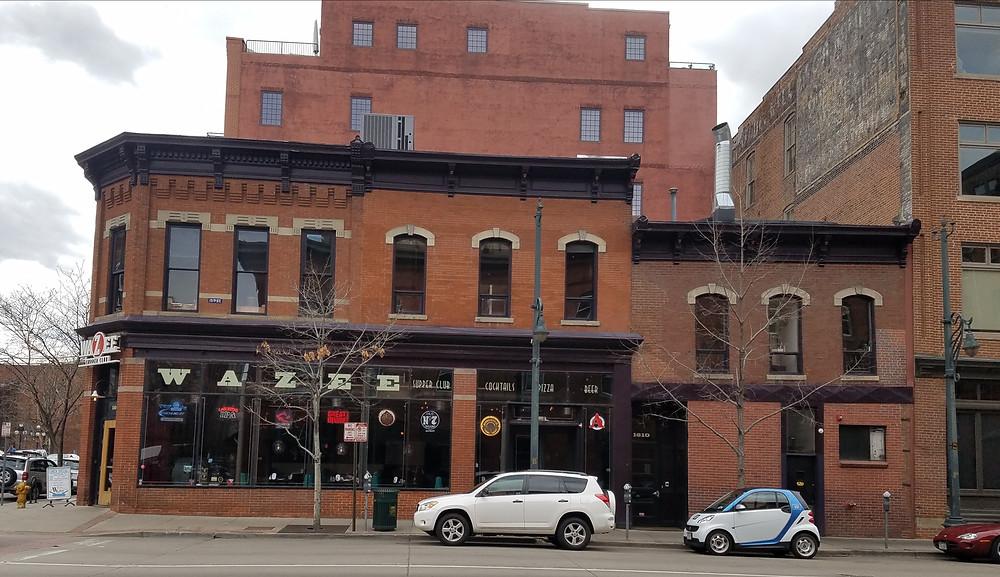 Morin Chinatown Joss House LoDo Denver