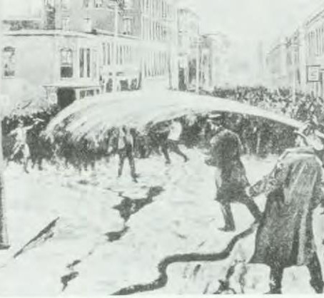 Denver Anti Chinese Riot, 1880: RMN Account