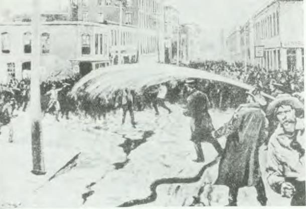Denver anti-Chinese riot,1880