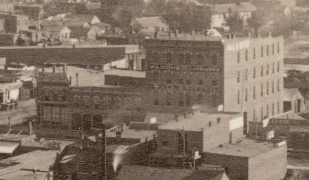 Chinatown/Lower Downtown Denver 1880