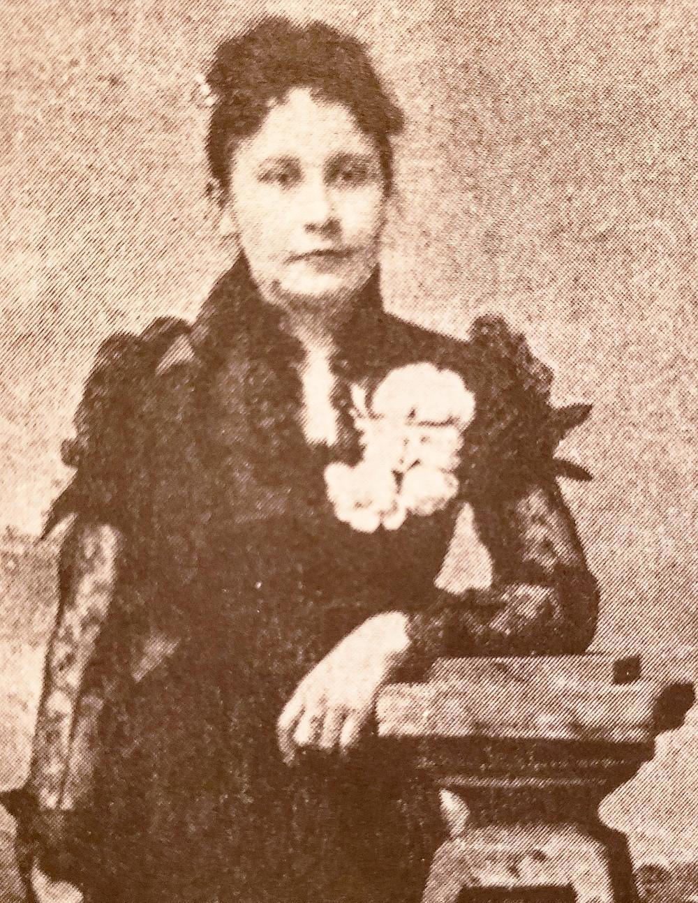 Jennie Adams McGaa