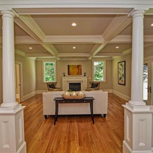 Wayland, MA Living Room