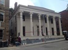 Restoration Work in Massachusetts
