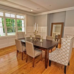 Wayland, MA Dining Room
