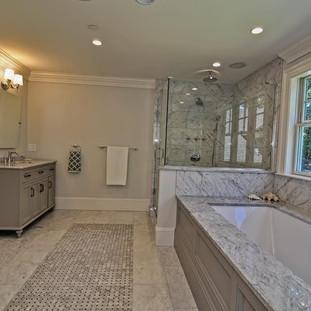Wayland, MA Master Bathroom