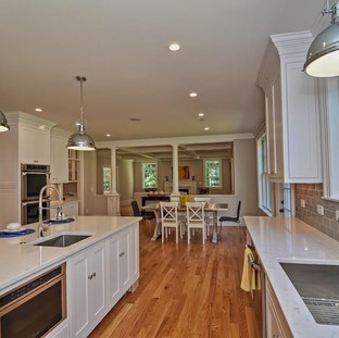 Wayland, MA Open Concept