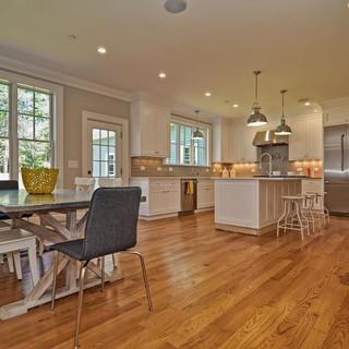 Wayland, MA Kitchen & Dining Room