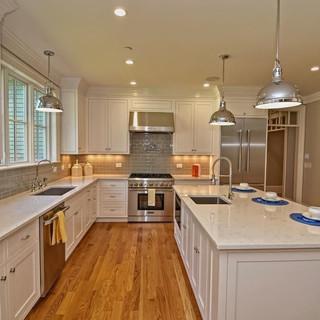 Wayland, MA Kitchen
