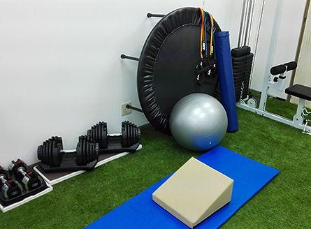 FULCRUMトレーニング設備1