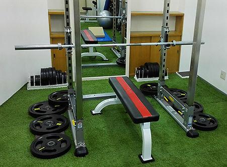 FULCRUMトレーニング設備2