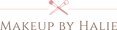 Makeup by Halie Logo