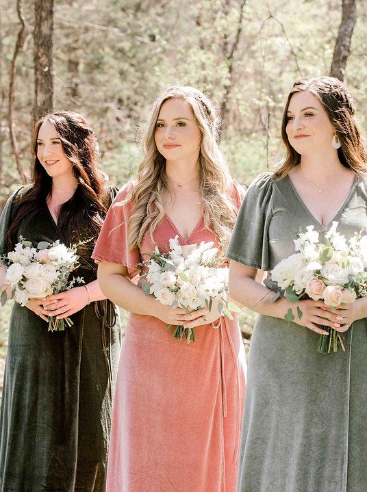 Bridesmaid Makeup Oklahoma