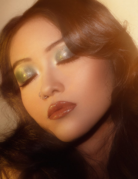 80s Prom Makeup Artist