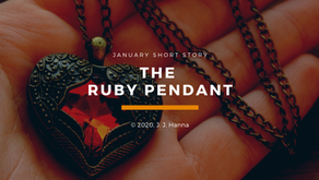 The Ruby Pendant - Tales of Turedor - Short Story