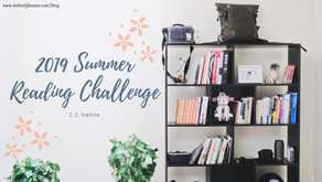 2019 Summer Reading Challenge