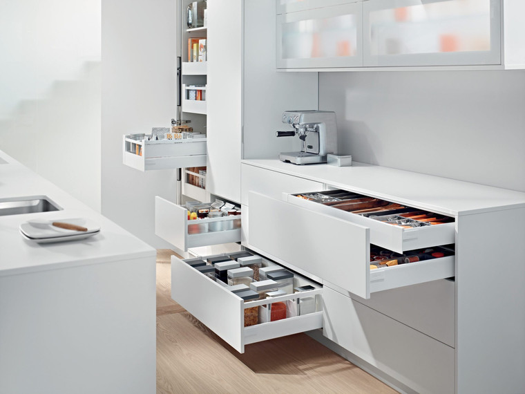 LEGRABOX – silk white matt