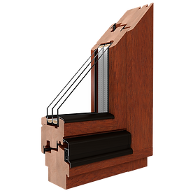 Softline vinduer drutex profile