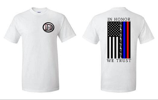 Steve Daggett -Honor Flag Shirt