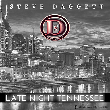 Late Night Tennessee Album Cover