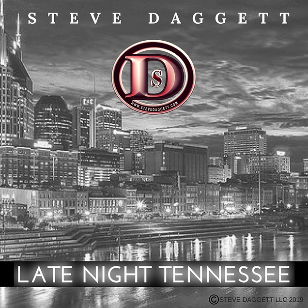 Late Night Tennessee Album Front Cover