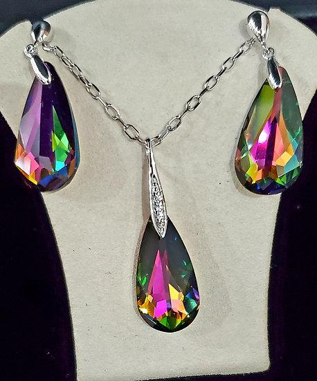 Certified Swarvoski Crystal