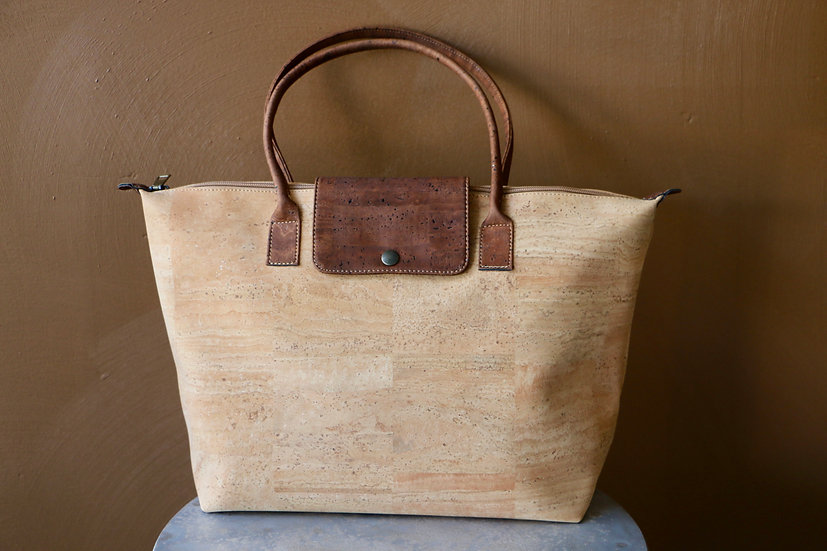 Cork - Large Handbag