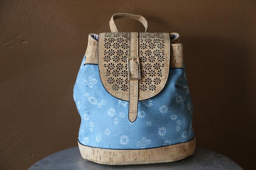 Cork & Canvas Mini Backpack