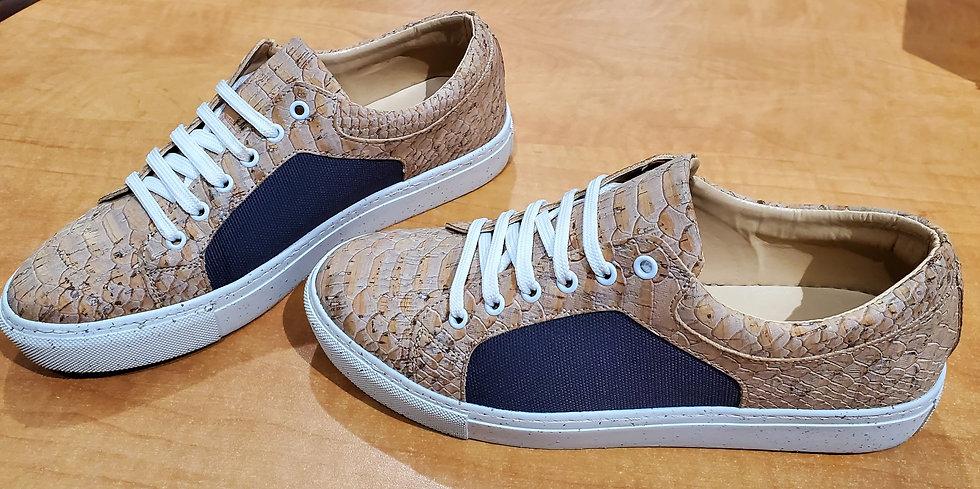 Ladies Cork Sneakers