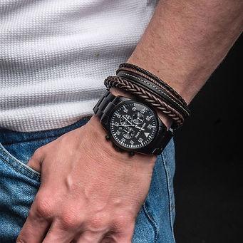 INOX Mens Bracelet