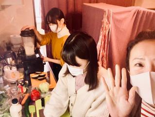 2月のスケジュール☆ローフード講座開講中です!