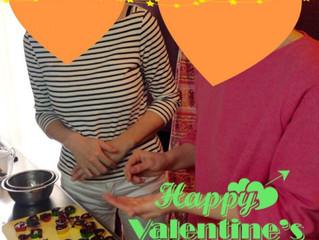 バレンタインのローチョコレートセミナー♡