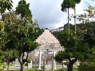日本にピラミッドが!!