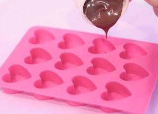 ココナッツオイルの生チョコレート♡