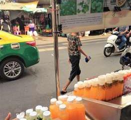 タイ旅レポート③グルメとナイトマーケット