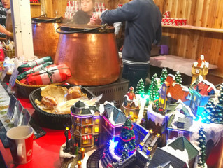 クリスマスマーケット@博多駅で想うこと