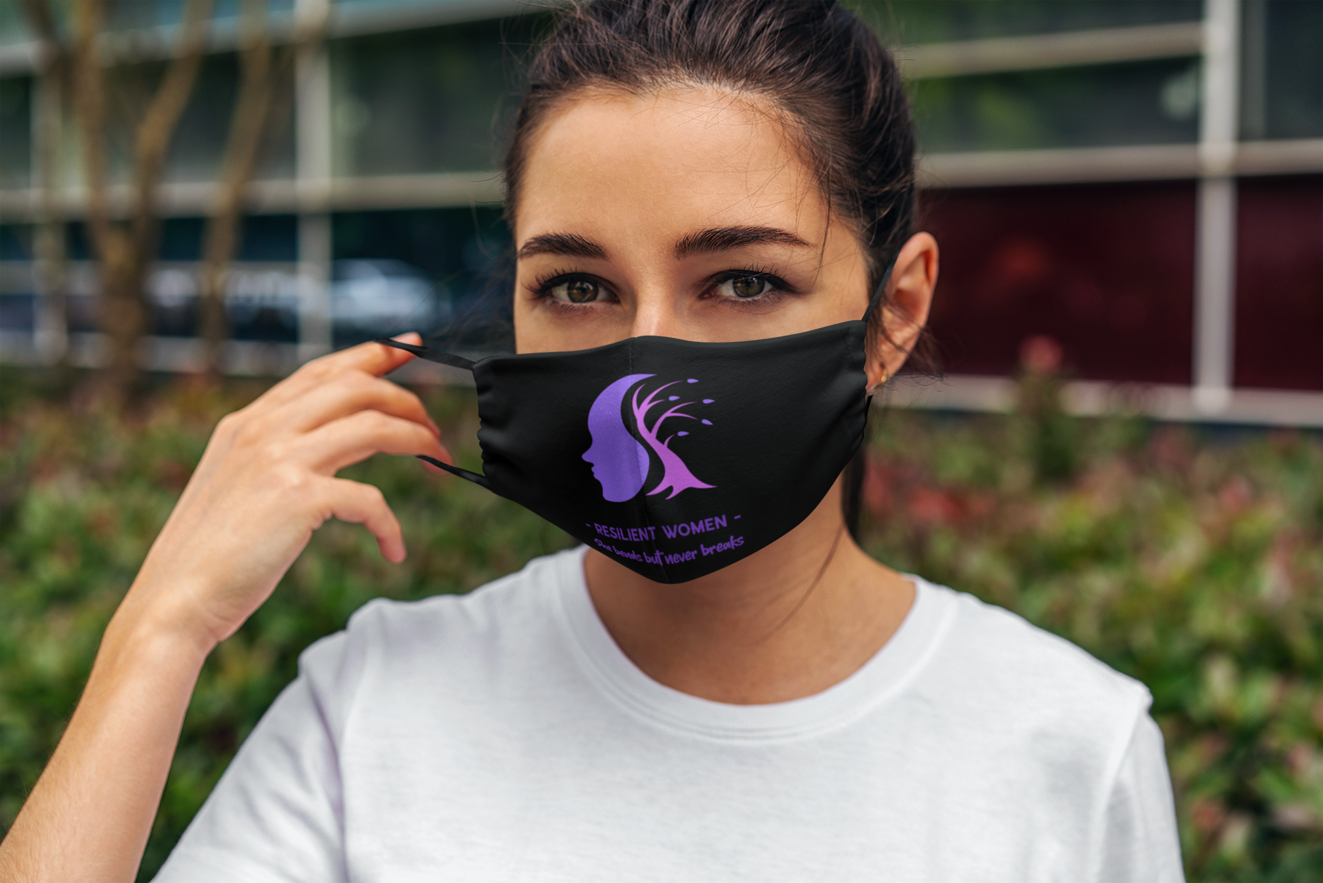 Face Mask - _Resilient Women_ Collection