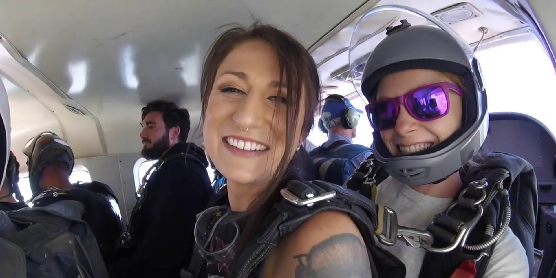 Skydive Hollister Jumps June 1-4 2018 | Skydiving in California, Coastal Views, Bay Area Experience