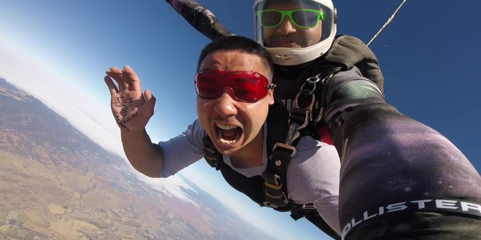 Skydive Hollister Jumps July 13 to 16 2018 | SF Bay Area Skydiving California | Tandem, Experienced, AFF