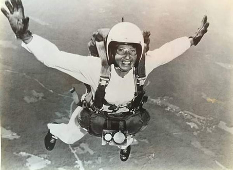 Sport Parachuting Then and Now: 1960s vs. Today